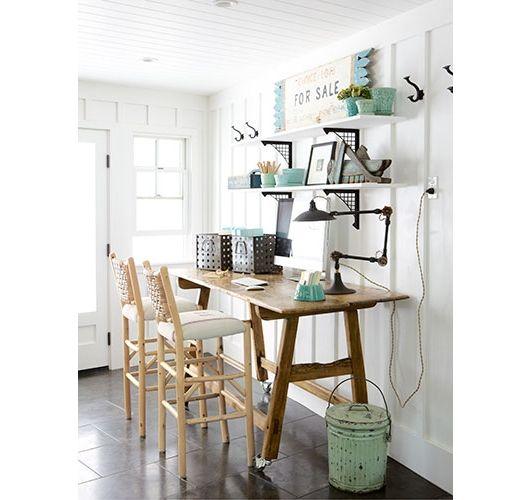 Home Office Ideas - Home and Garden Design Idea's