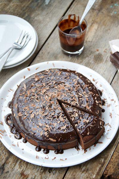 Chocolate cake ?