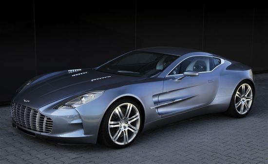 Top Five Most Expensive Cars