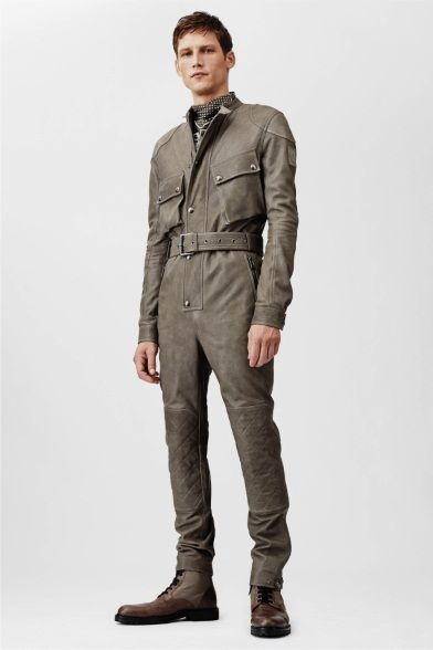 Belstaff - Men Fashion Spring Summer 2014 - Shows - Vogue.it