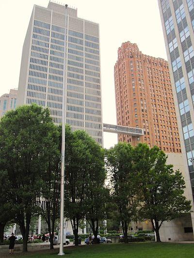 Despite Detroit bankruptcy, architects must imagine better built environment