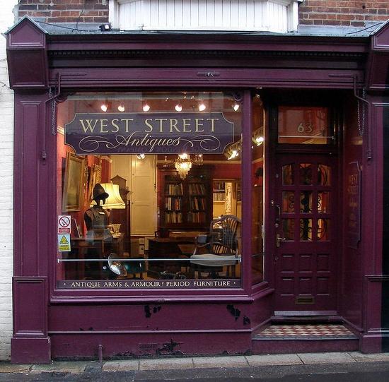 Antique Shop, UK