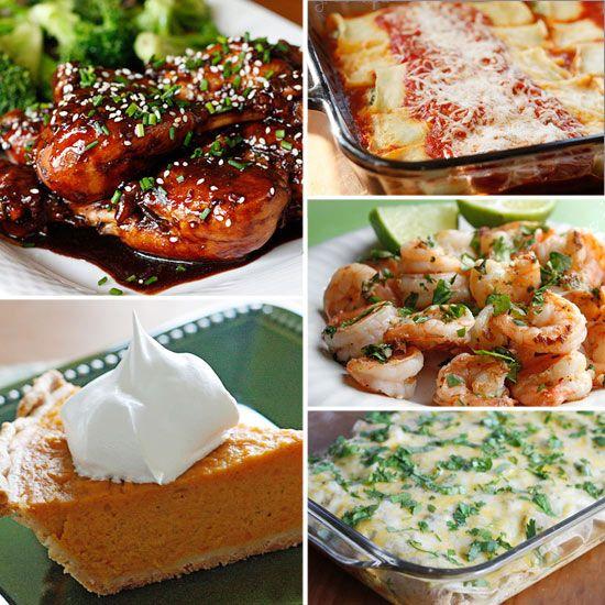 20 Skinny Dinners