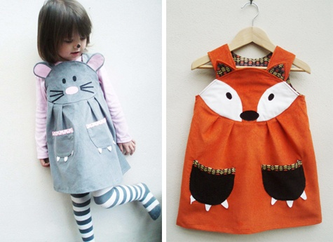 way too cute animal clothes