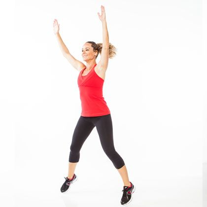 5-Minute Cardio Fat-Blaster Workout: Jack in the Box