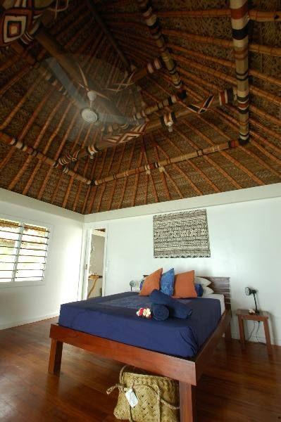 Premium Beach Front Villa - Blue Lagoon Beach Resort - Yaswa Islands  Fiji