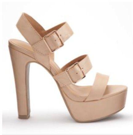 favorite nude sandals #heels
