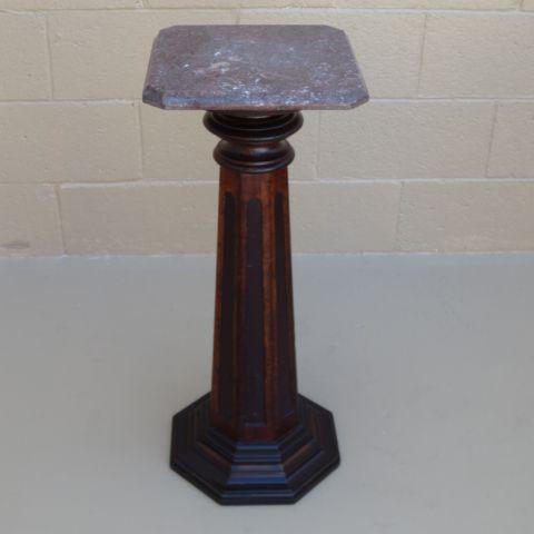American Antique Pedestal Stand Antique Column Antique Furniture