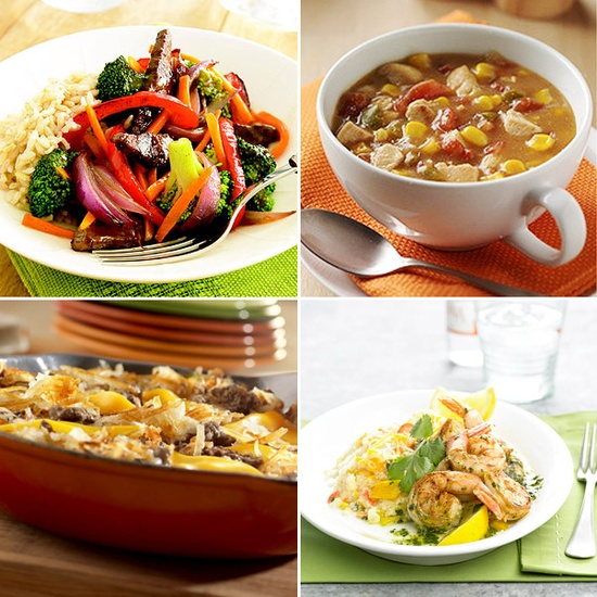 60+ Meal Ideas Ready in 30 Minutes or Less