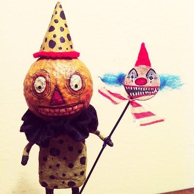 Pumpkin  / Clown