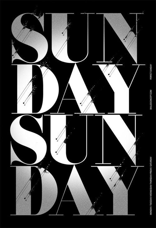 Typeverything.com Perfect Sunday by... - Typeverything