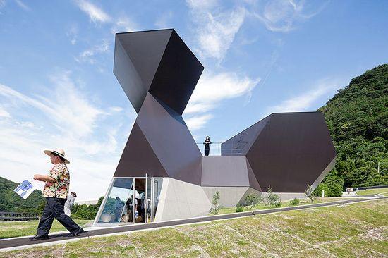 Toyo Ito - Museum of architecture