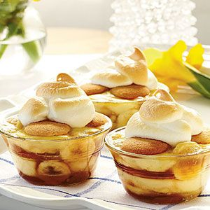 Caramelized Banana Pudding--From Scratch