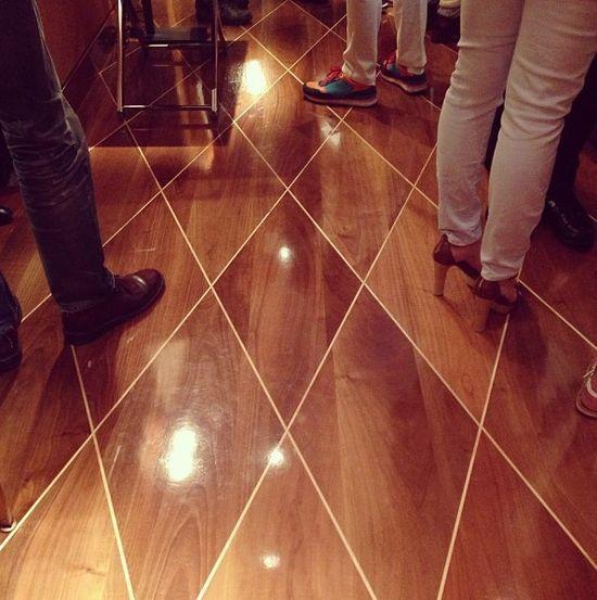 Modern floor