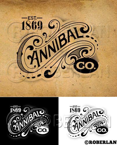 Cannibal Logo