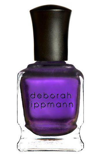 Deborah Lippmann 'Private Dancer' Mirrored Chrome Nail Lacquer