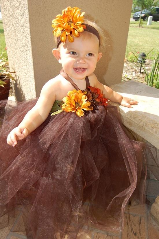 dress for baby then skirt for bigger girl