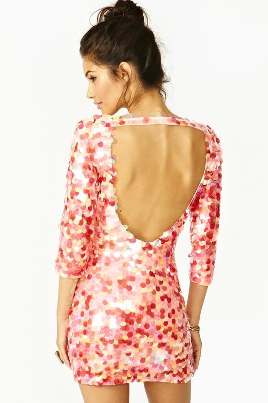Fantasy Sequin Dress