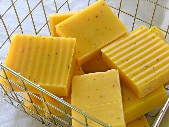 lemongrass soap on etsy