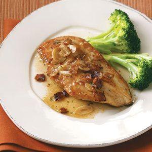 Rosemary bacon chicken