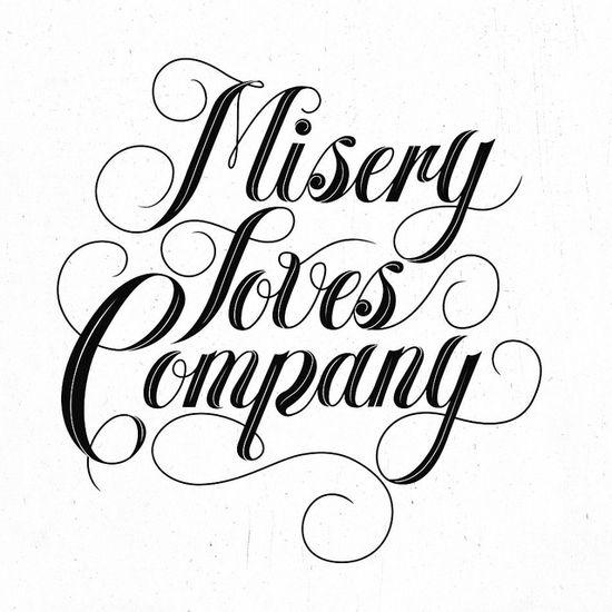 don't keep miserable company