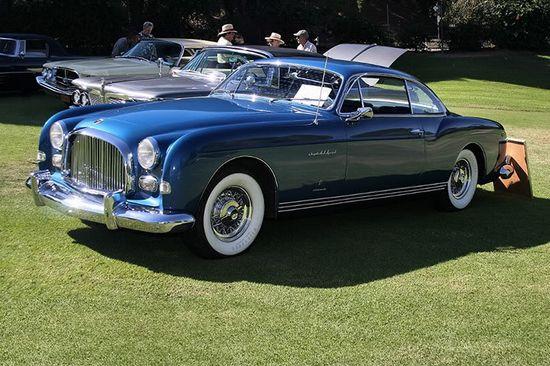 1954 Chrysler Ghia Special G1