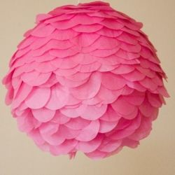 Easiest and most beautiful pinata you'll ever make.