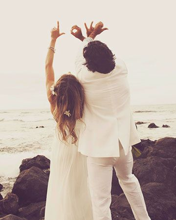 L.O.V.E. – can you see it? #wedding
