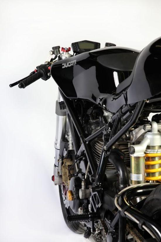 TheHalifaxJungle - we-r-stubborn: Moto Motivo 900ie Cafe Racer