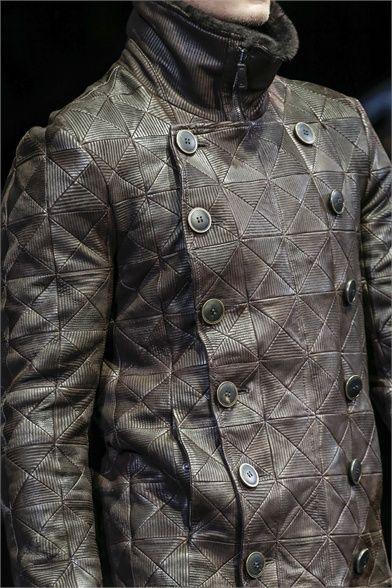 Giorgio Armani - Men Fashion Fall Winter 2013-14 - Shows - Vogue.it