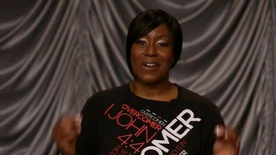 American Idol Finalist, Mandisa's Easy Dance Workout Routine