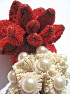 Tzuri Gueta - Coral design booch