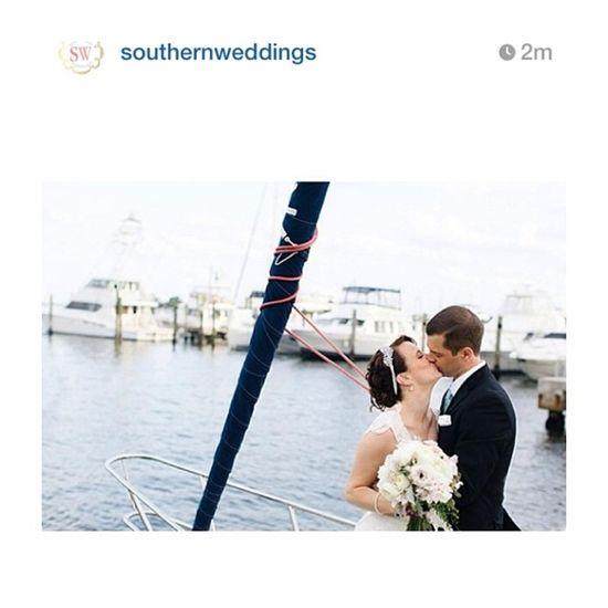 nautical wedding photos