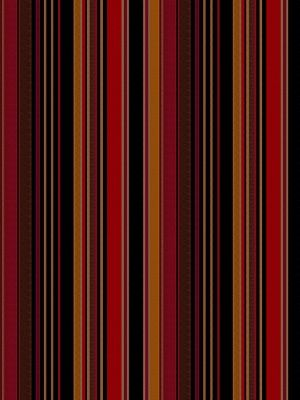 S. Harris Delicious Stripe-Red Velvet Cake $144.25 per yard #interiors #decor #stripedfabric
