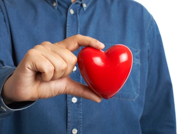 Men's heart health guide