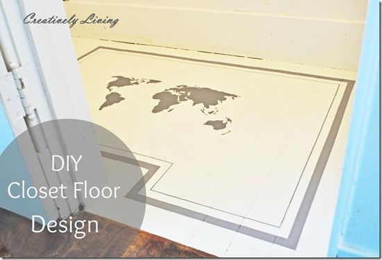 Relaxed Luxury  - Closet Floor Design by Creatively Living