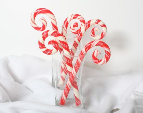 love these candy canes #christmas.