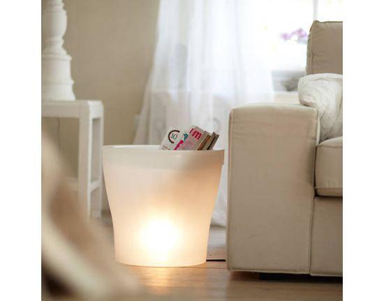 Elho LED Leuchttopf Ambiance #design #home #interior