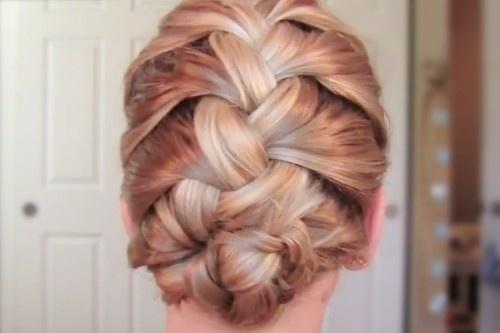 Oh my beautiful braided hair