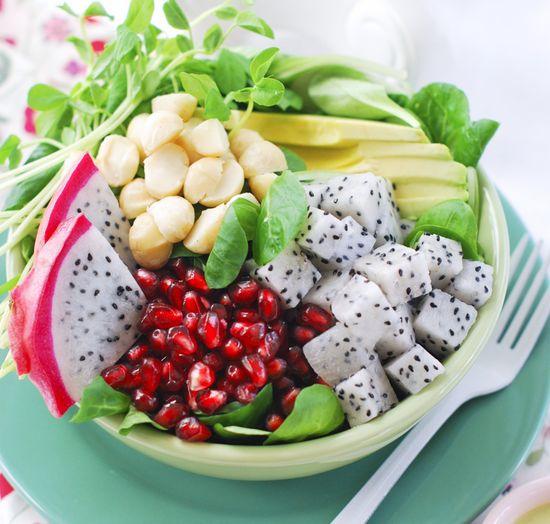 fruit salad...