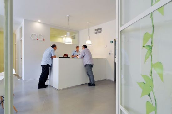 O.D. Consultants' New Offices