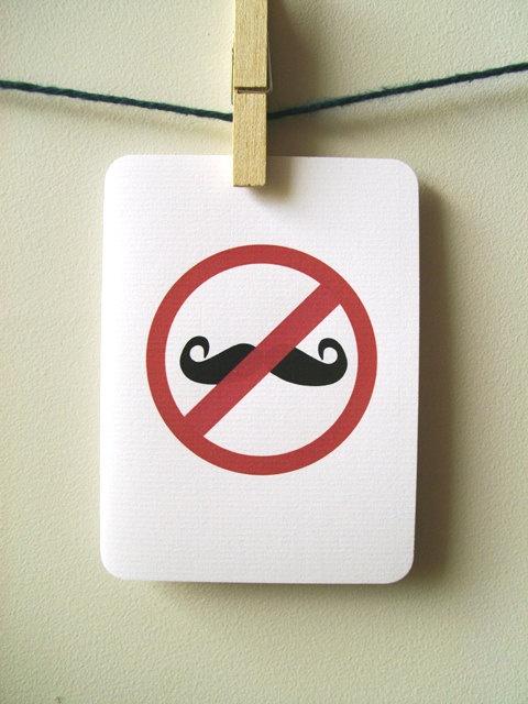 anti-mustache