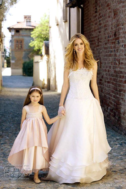 nicole spose wedding dresses 2012 milva