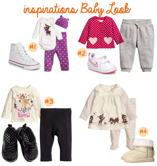 Baby Girl Looks Inspirations outfit for baby girl