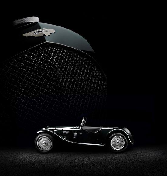 aston martin car photography by Tim Wallace