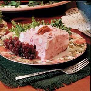 Festive Frozen Cranberry Salad