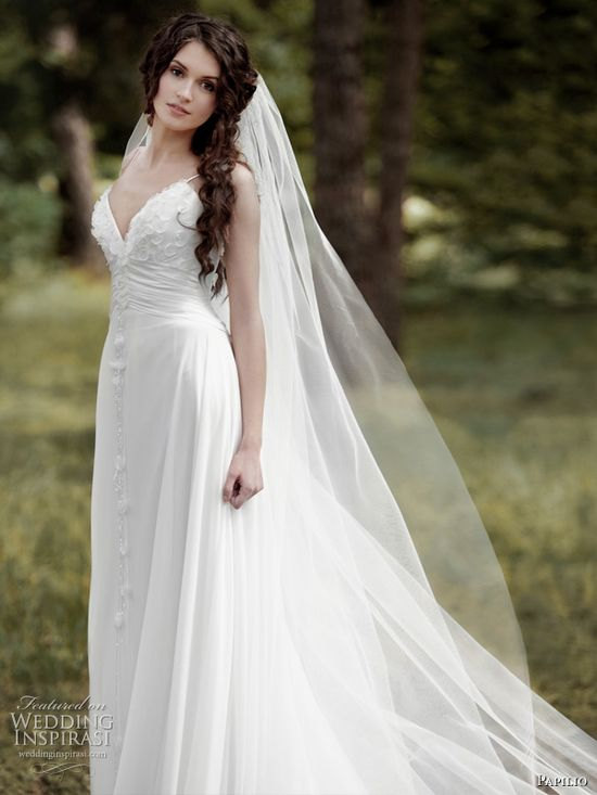 2011 Papilio wedding dress -