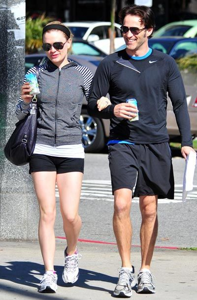 Stephen Moyer and Anna Paquin from True Blood