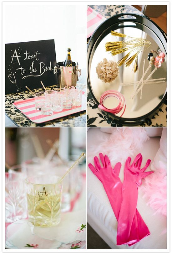 Planning a bachelorette party or deciding what you want to do for yours? We put together a list of our top 5 favorite bachelorette party ideas!     Image by @100 Layer Cake