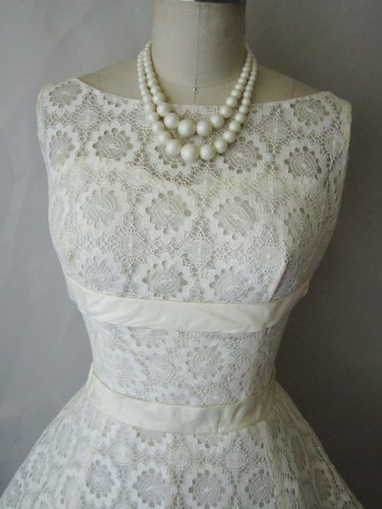 50's dress on etsy